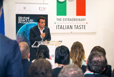 Seven Italian startups training in NYC
