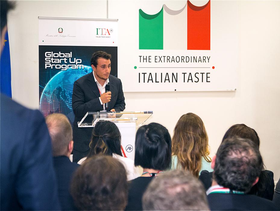 Seven Italian startups training in NYC
