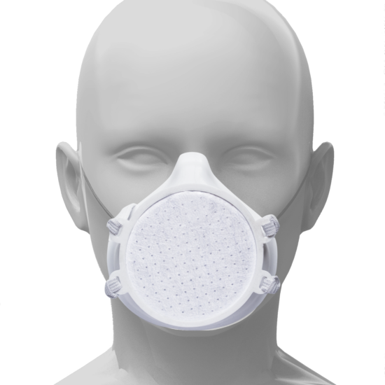 3D Printed Reusable Mask