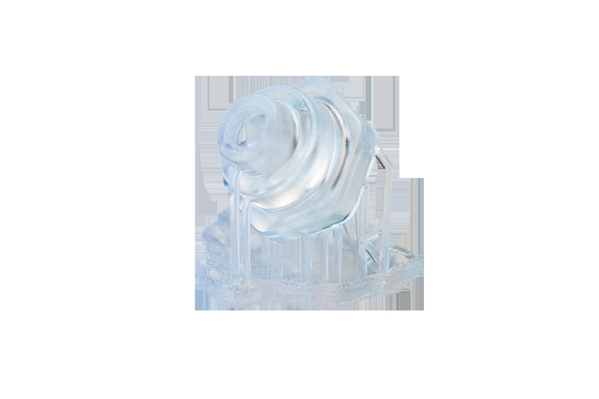 SLA Clear resin