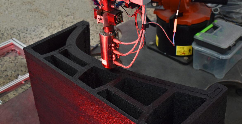 Caracol Prima in Italia a Realizzare Tool Aerospaziali di Grandi Dimensioni in Materiale Composito Tramite la sua Tecnologia di Additive Manufacturing
