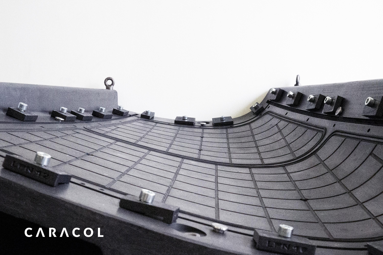 Large Scale Aerospace Tooling Jig